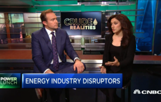 CNBC Power Lunch: Energy Industry Disruptors